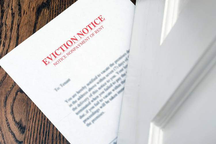 Is it possible to Evict Tenants When Facing Bankruptcy?